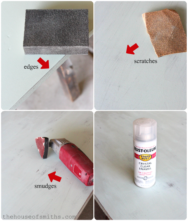 Which sandpaper to use - thehouseofsmiths.com