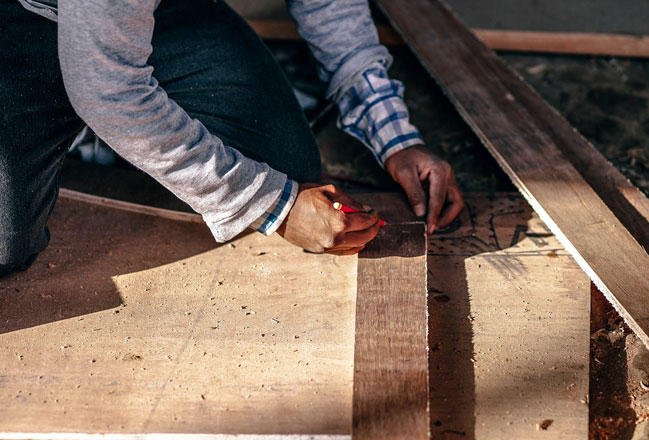 hire a contractor in winter