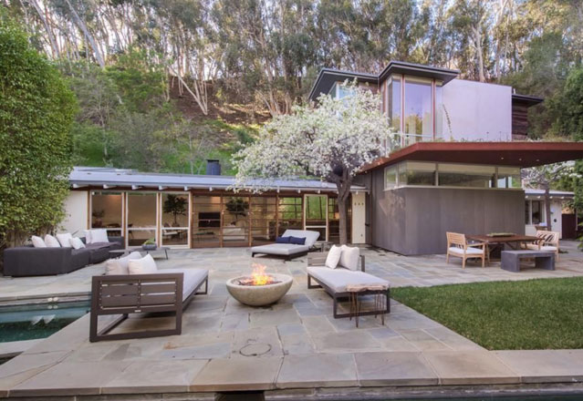 Shane Smith Of Vice Media Fame Has Listed His Pacific Palisades Ca