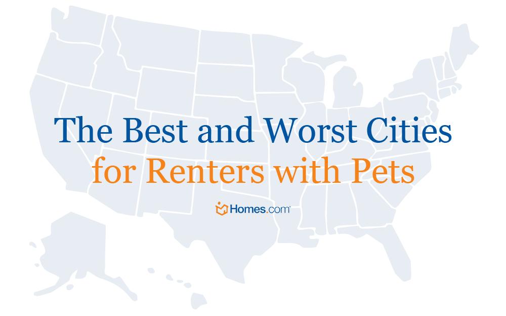 The Best and Worst Cities for Renters with Pets