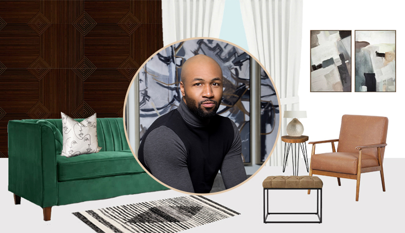 justin williams living room edesign challenge makeover
