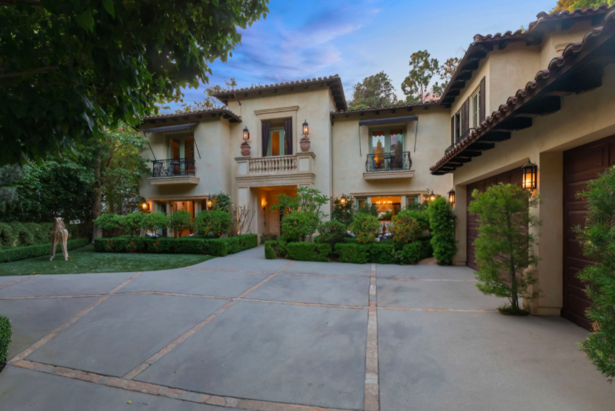 britney spears former home for sale