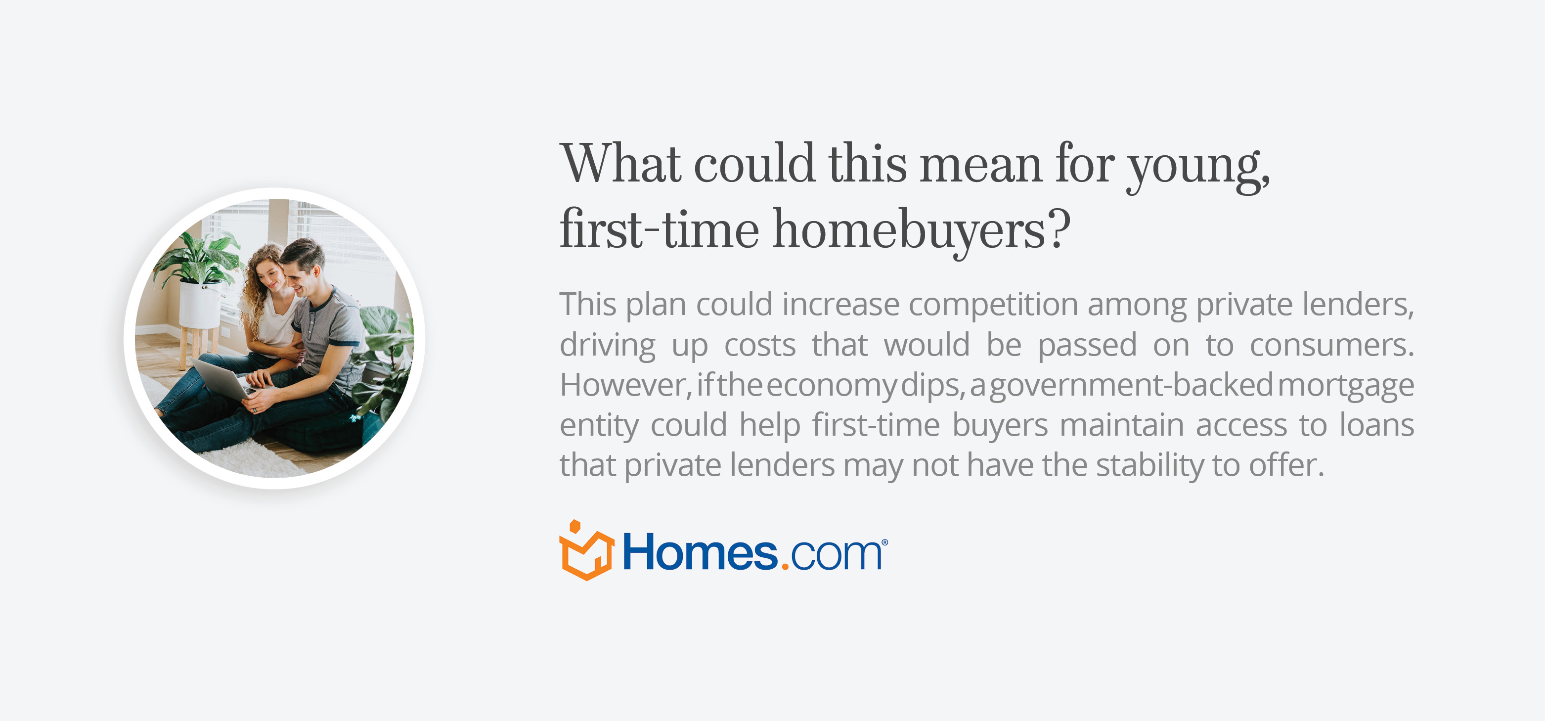 bloomberg housing policy first time buyer